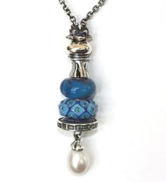 Trollbeads-Galllery-Fantasy Necklace. So many beads for so many designs! http://www.trollbeadsgallery.com/