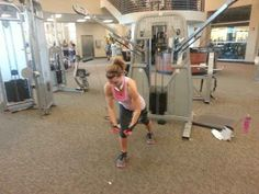 Workout Wednesday - Chest and Triceps