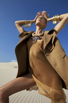 Candice+Swanepoel+by+J.R.+Duran+for+Vogue+Brazil