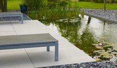 Megategels Carreau 100x100 Gris Naturel | Stone & Style