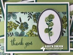 Day 3 - A Card a Day in May Giveaway and Video Tutorial!   My Pink Stamper