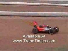 Nitro Gas RC Car Buggy Is Fast