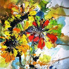Irina Rumyantseva, 1983 | Abstract Mixed media painter | Tutt'Art@ | Pittura * Scultura * Poesia * Musica |