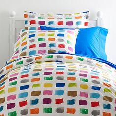 Color Box Percale Bedding