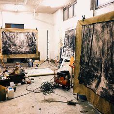 Work in progress | Landscapes | Luigi Christopher Veggetti Kanku
