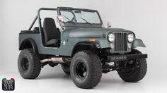 1985 Jeep CJ - 7 | Classic Driver Market