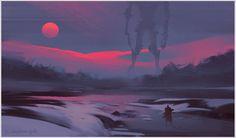 sketch, Sergey Grechanyuk on ArtStation at https://www.artstation.com/artwork/sketch-ab2ae043-ab9b-4b09-ada5-bd1897cec76e