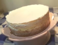 Pressure Cooker New York Cheesecake - This Old Gal.  They say this is the best plain cheesecake via IP.