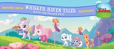 Whisker Haven Tales with the Palace Pets | Disney Characters