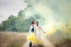 Marion & Seb ! French fun wedding <3
