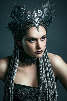 Photographer: Nicolas Blies Designer/Jewelry: Selene de Viollet Makeup: Wanda…