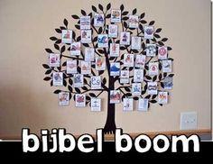 Kopje Thee(a): Bijbel boom en meer ideeën voor de 40 dagen tijd