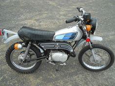 YAMAHA GT80 1974 road legal | eBay