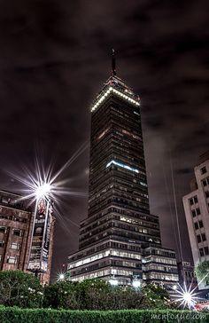 towers - Torre Latinoamericana - Mexico