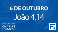 6 de outubro – Devocional Diário CHARLES SPURGEON #280
