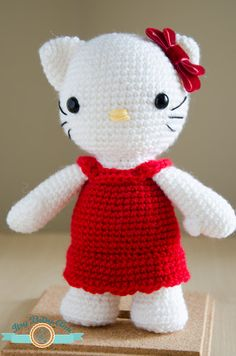 1000+ images about Crochet Hello Kitty on Pinterest ...