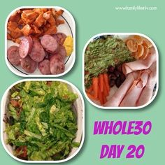 #Whole30 Breakfast/Lunch/Dinner Ideas - Day 20 #Paleo http://www.familylifeinlv.com/2014/02/what-i-ate-10-days-on-the-whole-30-breakfast-lunch-and-dinner-weekly-menu-plan.html