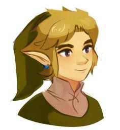 Link by mooseman-draws
