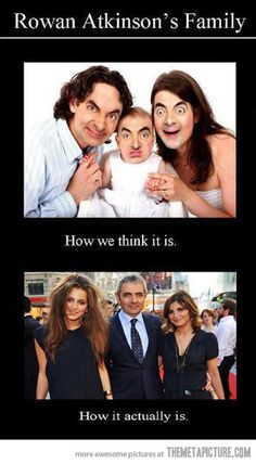 Celebs Discover Funny pictures about Rowan Atkinson& family. Oh and cool pics about Rowan Atkinson& family. Also Rowan Atkinson& family. Haha Funny Funny Cute Hilarious Funny Stuff Funny Images Funny Pictures Mr Bean Funny I Love To Laugh Just For Laughs Mr Bean Funny, Funny Images, Funny Pictures, Haha Funny, Funny Stuff, Hilarious, I Love To Laugh, Just For Laughs, Laugh Out Loud