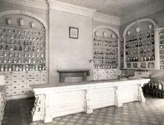 1920's apothecary