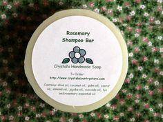 Shampoo Bars - $3.75