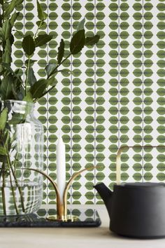 The new collection is here!! Scandinavian Designers II from Boråstapeter, a unique opportunity to decorate your walls with a piece of classic Scandinavian design.