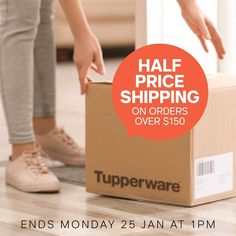 Half Price, Tupperware, Paper Shopping Bag, Saving Money, Catalog, Awesome Things, My Love, Don't Forget, Cooking
