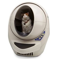 Litter-Robot III Open Air, Automatic Self-Cleaning Litter Box! Great Holiday Gift For Your Cat/Cats!