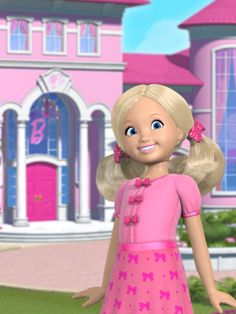 Barbie Life in the Dreamhouse Chelsea's Outfit