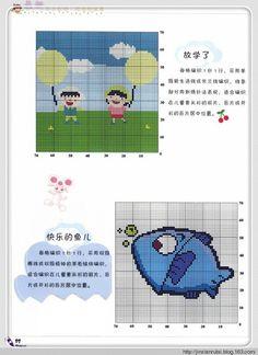 【转载】最新毛衣配色 (80-90P)综合图案集 - 天天好心情的日志 - 网易博客