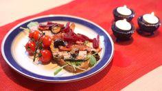 Heimelaga leverpostei smakar godt på frukostbordet. Kokk Steinar Lindstrøm deler si favorittoppskrift. Prøv du og.