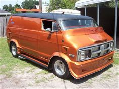 "1977 Dodge B200 Van ""phatbastard"""