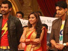 Sabbir Ahluwalia, Gurmeet Choudhary and Pratyusha to grace Masterchef!