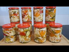 Mason Jars, The Creator, Vegetables, Food, Youtube, Canning, Salads, Essen, Mason Jar