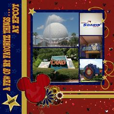 Epcot - - -From mousescrappers.com