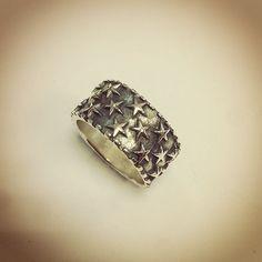 By Ezi Zino Jewelry Designer Sterling Silver 925 Rock by itz8686, $79.99