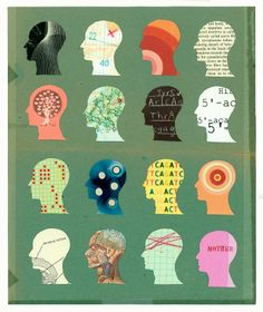 the many 'faces' of mental illness