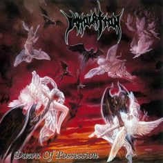 10. Immolation:  Dawn of Possession (1991)