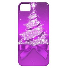 Christmas Tree iPhone 5 Cover