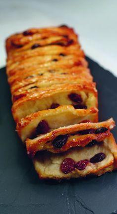 Lardy Cake - The Happy Foodie