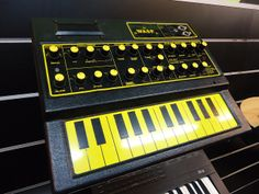 MATRIXSYNTH: EDP WASP ANALOG SYNTHESIZER WITH MIDI BOARD INSTAL...