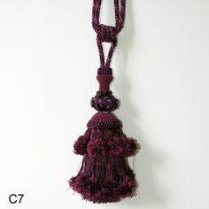 China (C7) Curtain Tassel Tieback, Curtain Holdback, Tieback, Curtain Tieback -Oedel Wholesale