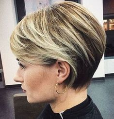 Short-Layered-Haircut-for-Women New Short Haircuts for Older Women with Fine Hair