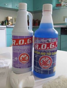 ROG 3 And ROG 1 Together Are The Safest And Really The Best Cleaner Tested  And