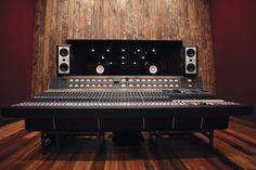 Neve 8078 recording console!