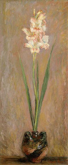 Glaïeuls (C Monet - W 695),1881