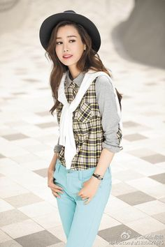 Lee Da-hae for Shunufang F/W 2014 | Crush On Da-hae