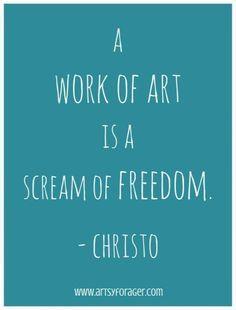Afbeeldingsresultaat voor quote about art