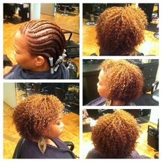 Twist out Perfection.Go to http://naturalhairsalonfinder.com/ and find a stylist for your natural hair.