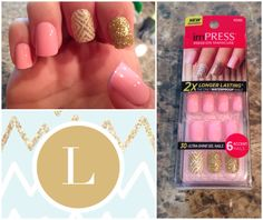 ~Mallory's nails, imPRESS press-on manicure- Symphony~